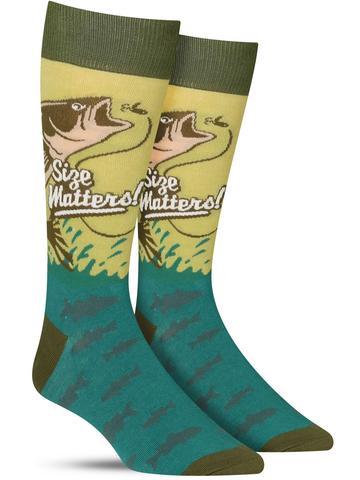Size Matters Socks | Men's