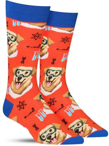 Science Lab Socks | Men's