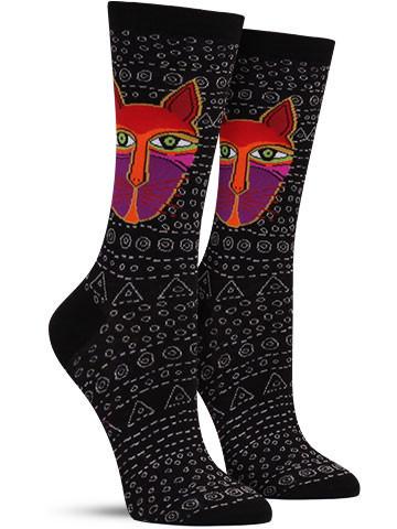 Native Cat Socks