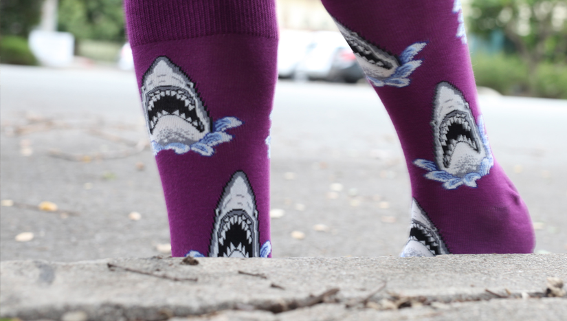 Silicon Valley: Crazy sock people are more successful