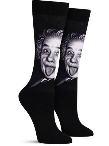 Albert Einstein Socks
