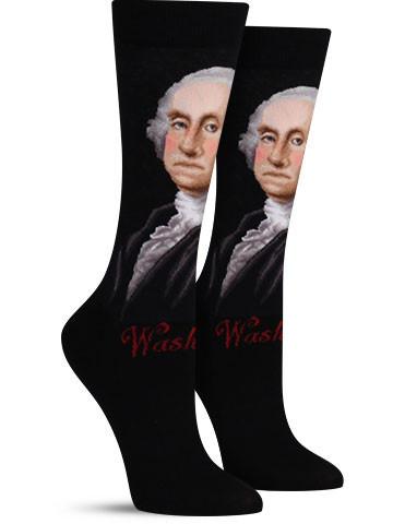 George Washington Socks