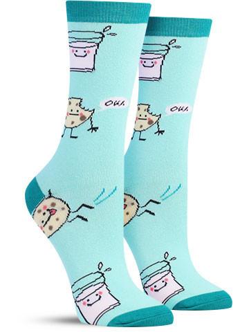 Cookie Time Socks