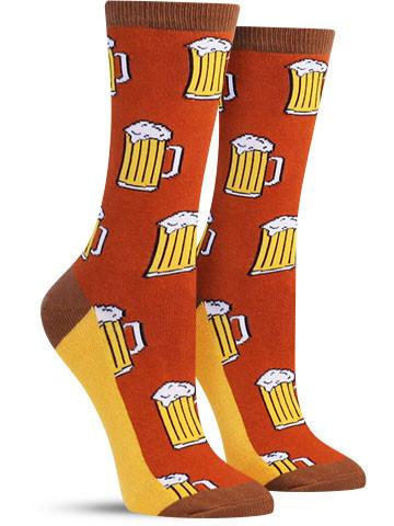 Beer Me! Socks