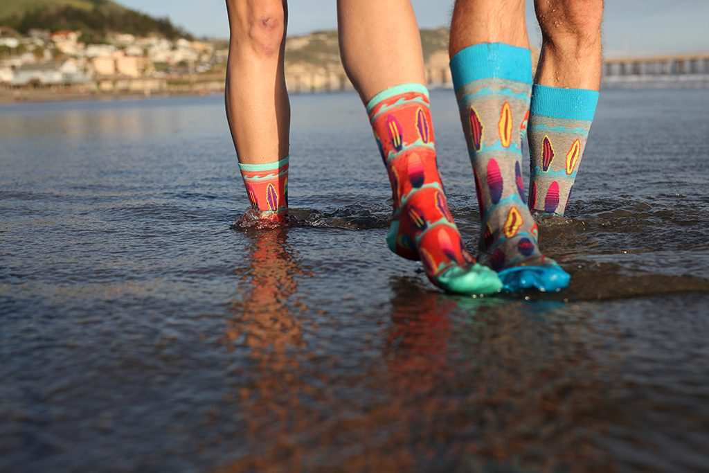 Spring Break Sock Guide