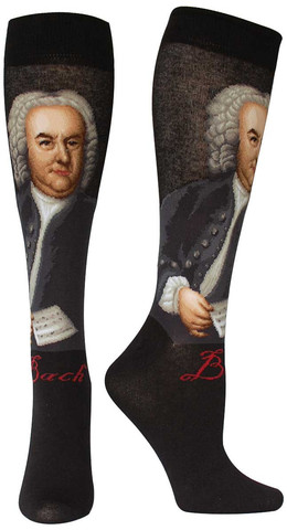 Bach Composer Series Socks