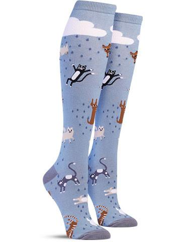 Raining Cats & Dogs Socks