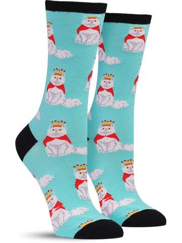 Meowarchy Socks