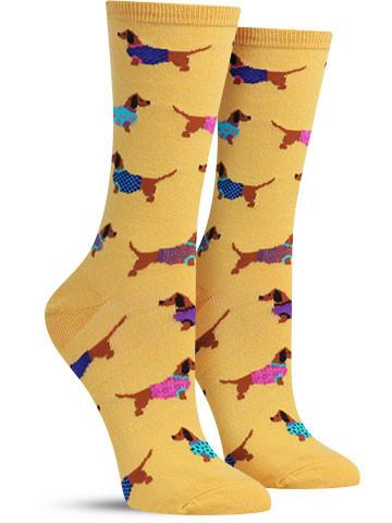 Haute Dog Socks