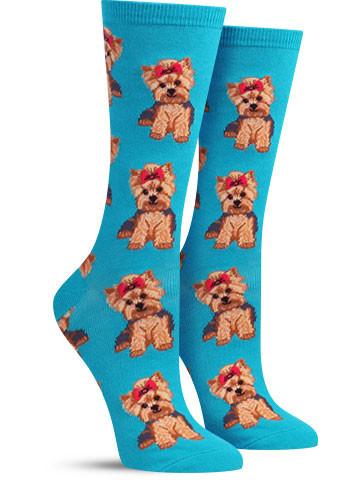 Yorkies Socks
