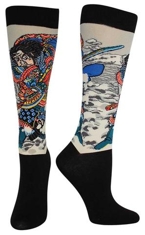 The Hero Seibokkan Kakushibun Masterpiece Series Socks