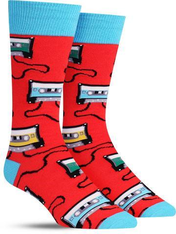 Mix Tapes Socks | Men's