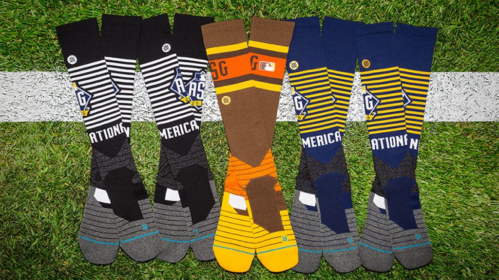 Stance Hits Home Run with MLB Sock Deal