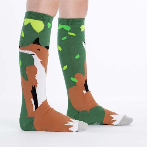 Foxy Knee High Socks | Kids'