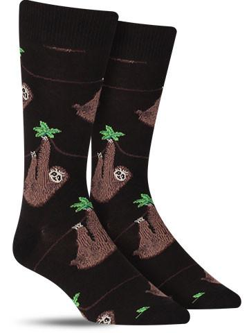 Sloth Socks | Men's