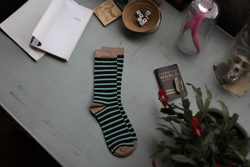 Socks 101: Luxury Fibers Explained