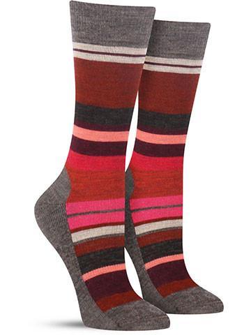 Saturnsphere Wool Socks
