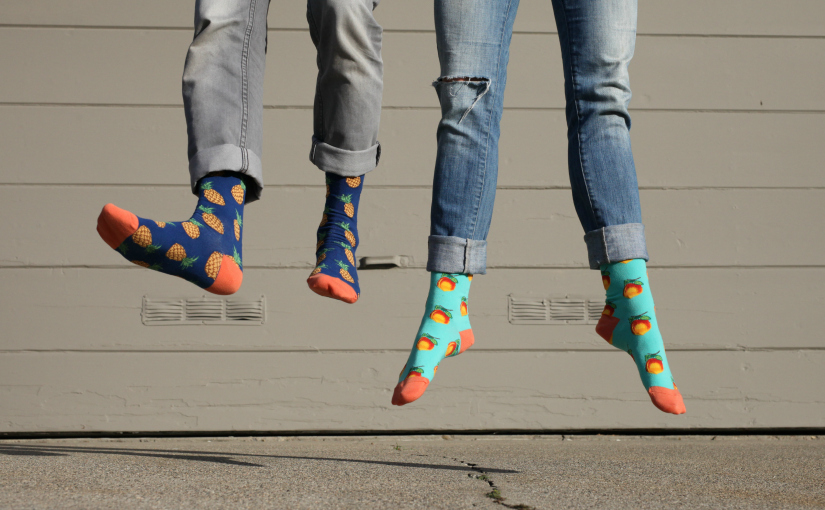 Hungry for Style: Food Socks Are in Season!