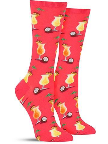 Pina Coladas Socks