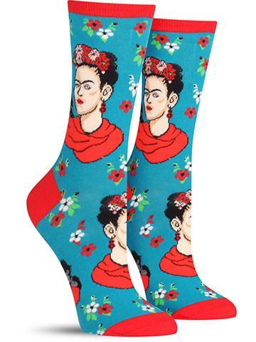 Frida Kahlo Socks | Women's