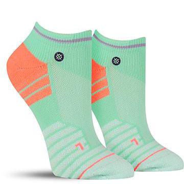 Mint Tree Short Socks | Women's