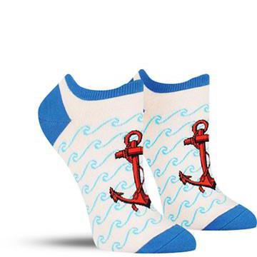 Anchor Management Socks | Women's