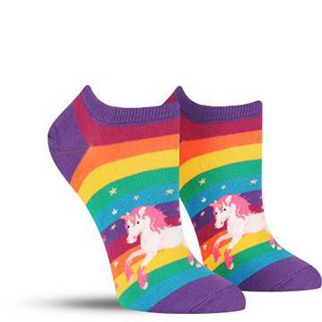 Magical Unicorn Socks | Women's
