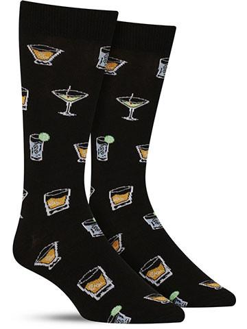 Cocktails Socks | Men's
