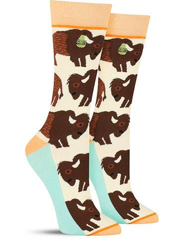 Bison Socks | Women's
