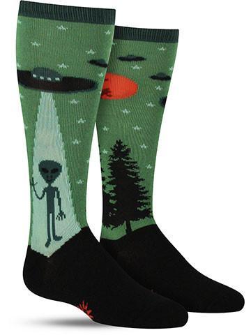 89bebb32ba0 I Believe Knee High Socks
