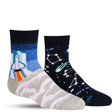 Space Trip Socks | Kids'