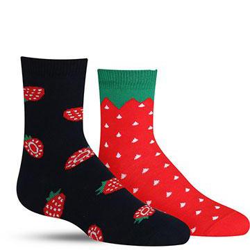 Strawberries Socks | Kids'