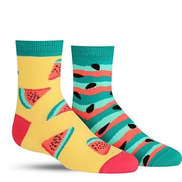 Watermelon Splash Socks | Kids'