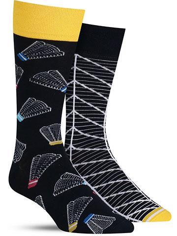 Badminton Time Socks | Men's