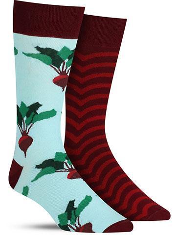 Beetroot Socks | Men's