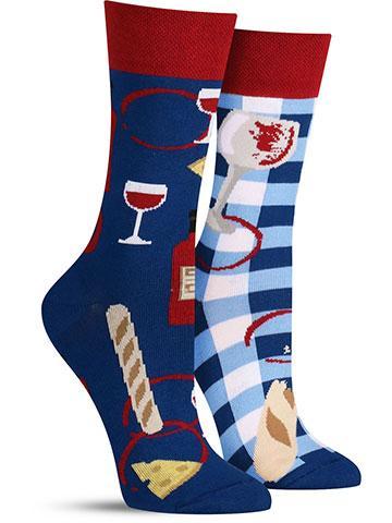 Bonjour France Socks | Women's