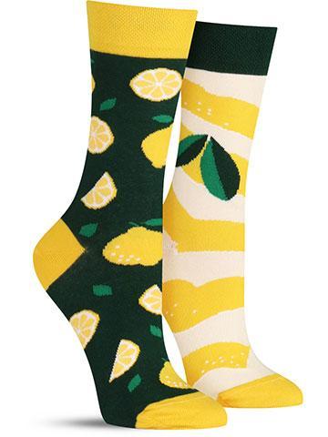 The Lemons Socks | Women's