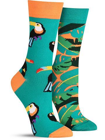 Tropical Heat Socks | Women's