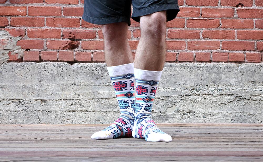 Introducing Pendleton Luxury Socks