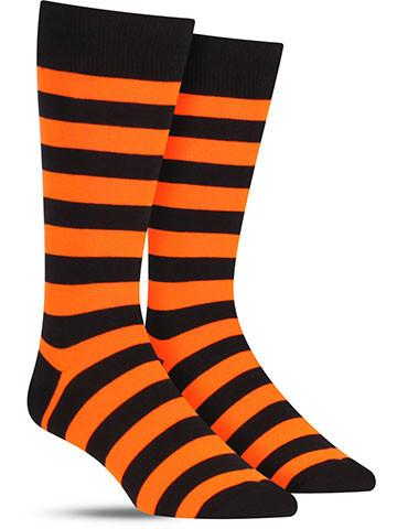 Holiday Stripe Socks | Men's