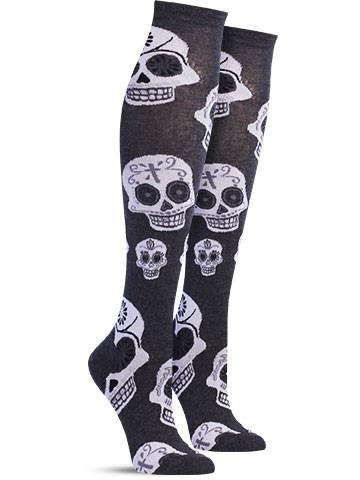 Muertos Knee High Socks | Women's