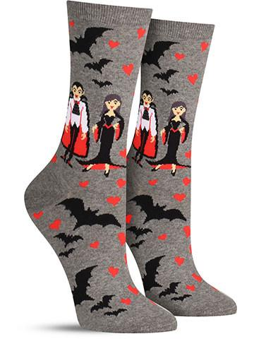 Vampire Love Socks | Women's