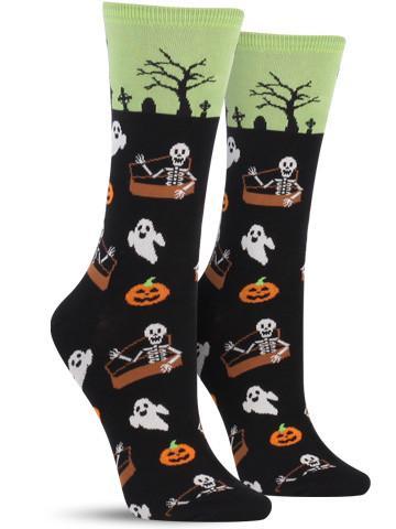 Undead Friends Socks | Women's