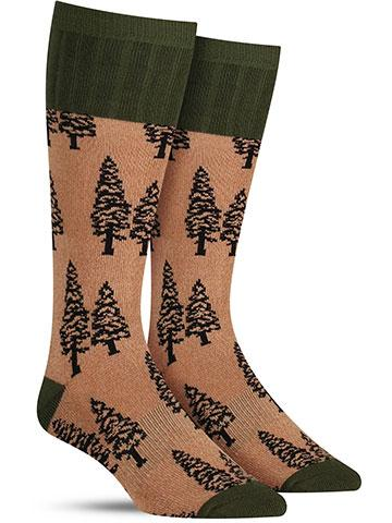 Outlands Trees Socks | Men's