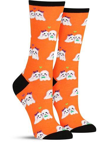Halloween Love You Boo Socks | Women's