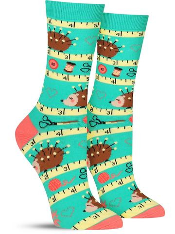 Sew Crafty Socks