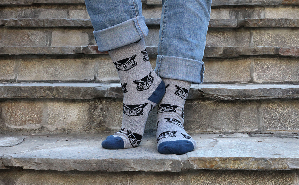 Fall Fashion: The Best Socks for College Students