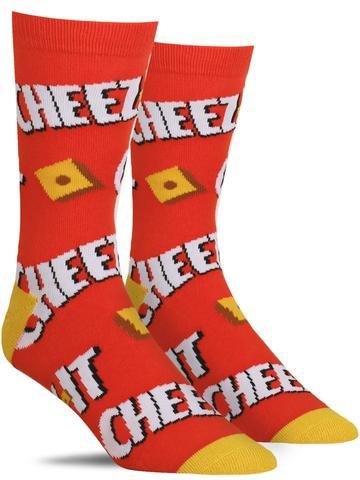 Cheez-Its Socks | Men's