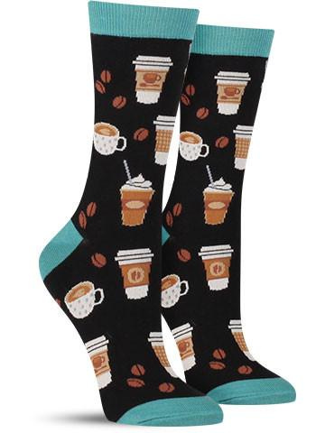 Coffee Socks | Women's