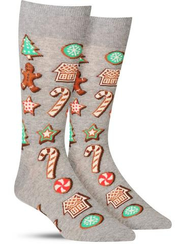Christmas Cookies Socks | Men's
